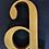 "Thumbnail: Lettre ""A""or"
