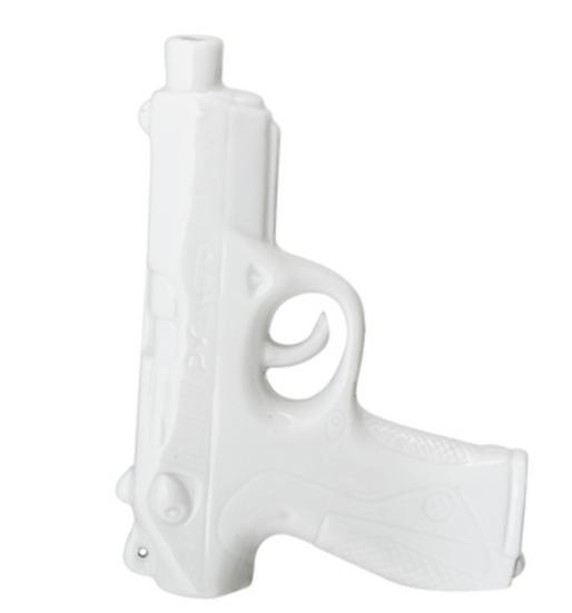 Vase White Gun