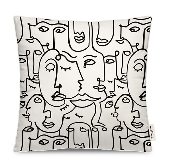 Coussin outdoor Personnality