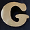 "Thumbnail: Lettre ""G"" or"