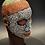 Thumbnail: Tête perlée Bamileke moyen modèle