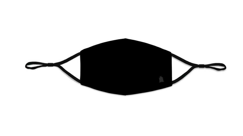 Masque Homme Noir uni