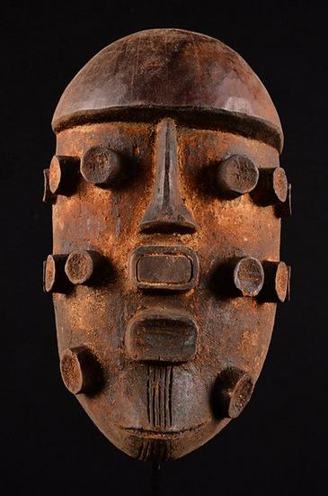 Masque Grebo du Liberia