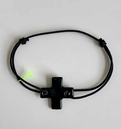 Bracelet Essentiel Spirit noir