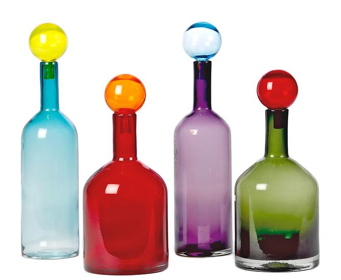 Bubbles and Bottles set 4