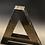 """Thumbnail: Lettre """"A"""" noir"""
