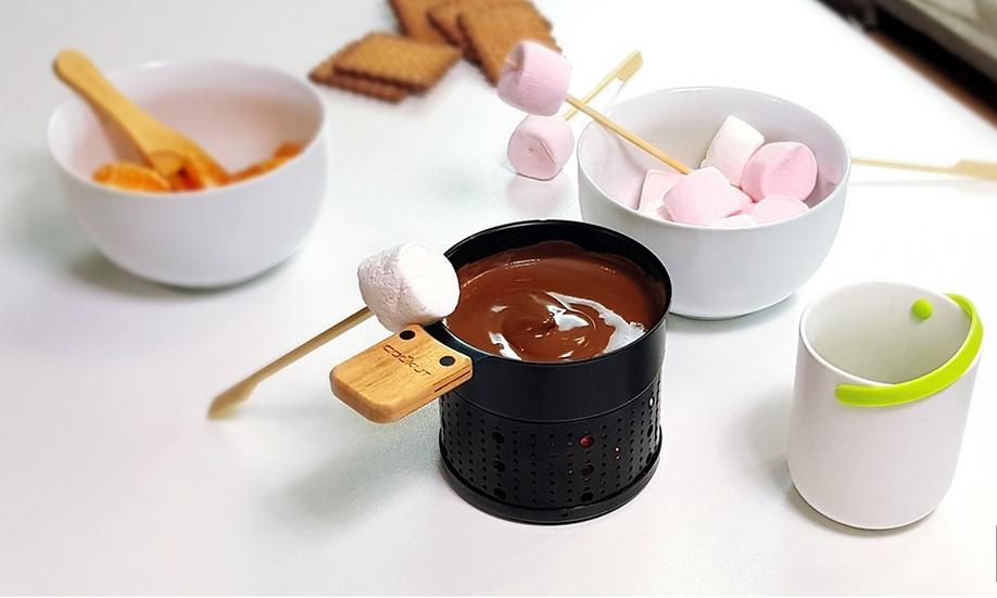 Set Fondue au Chocolat
