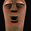 Thumbnail: Masque Kifwebe du Congo