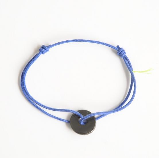 Bracelet Ho bleu sombre