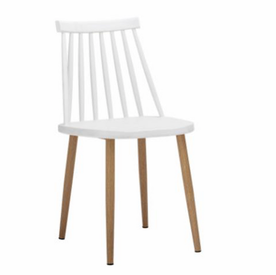 Set 2 Chaises Bajo blanches