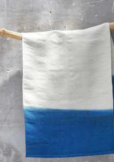 Tapis Tie & Dye 60x90 cm