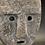 Thumbnail: Mini masque Timor grand modèle