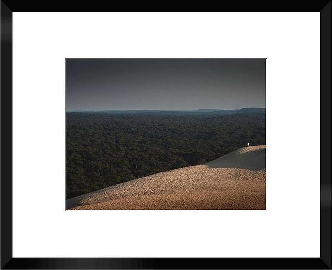 """Photo encadrée """"Dune"""" 50x40"""