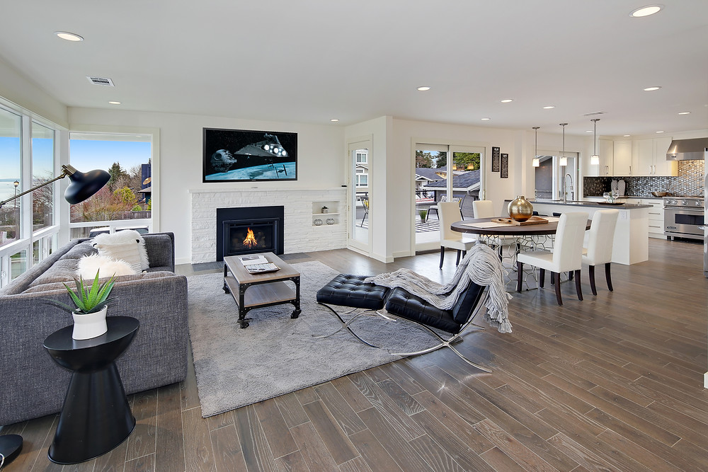 Shot2Sell Christophe Servieres Seattle Real Estate Photographer Remodel West Seattle Alki Beach Luxury High End Staging House Of Style Beautiful