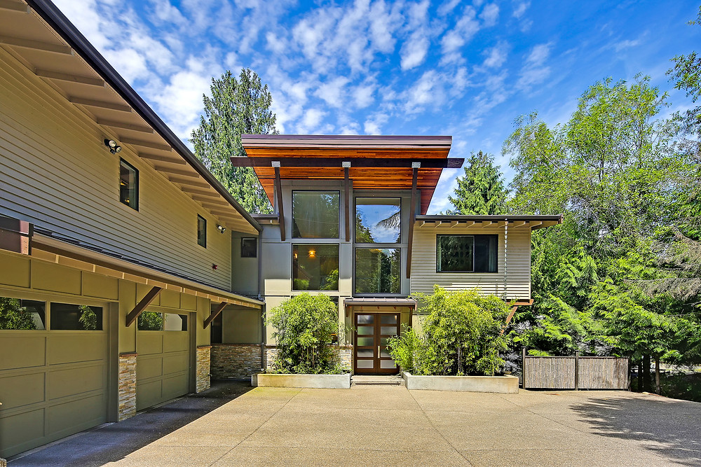 Seattle Real Estate Photography Shot2Sell Christophe Servieres Luxury Real Estate Modern Architecture