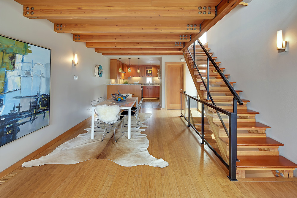 West Seattle real estate photographer Shot2Sell Christophe Servieres architecture photography modern