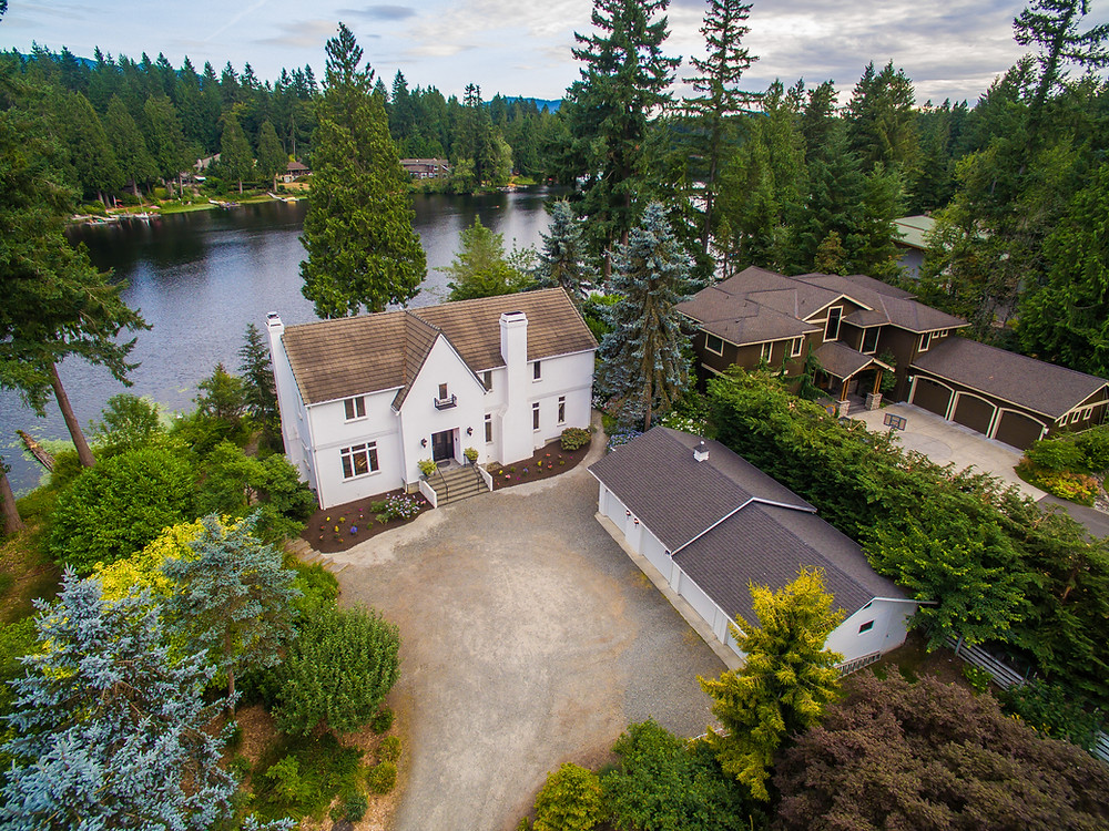 Seattle Real Estate Photography Shot2Sell Christophe Servieres Aerial Drone Luxury Estate