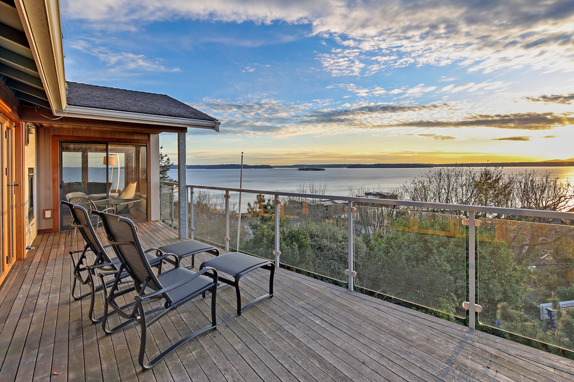 This is one spectacular home. Everything about it is breathtaking, the views, the quality of the bui