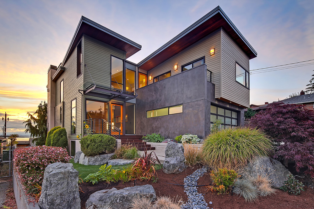 Seattle Real Estate Photography Videography Luxury House Architecture