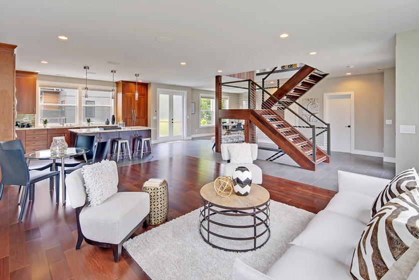 Did someone ask for an open floorplan?