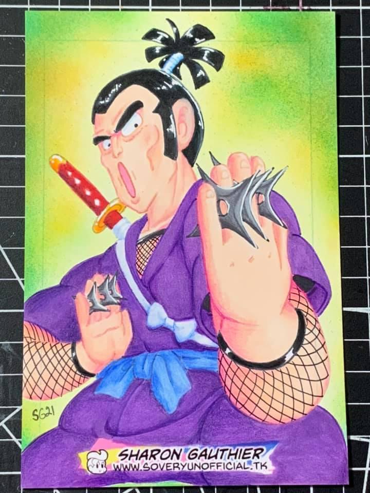 Murasaki - Dragonball