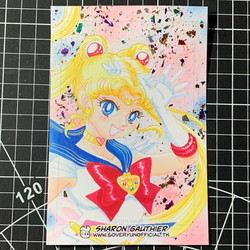 Sailormoon Glitter