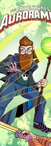 Auroraman #4 - Auroraronin