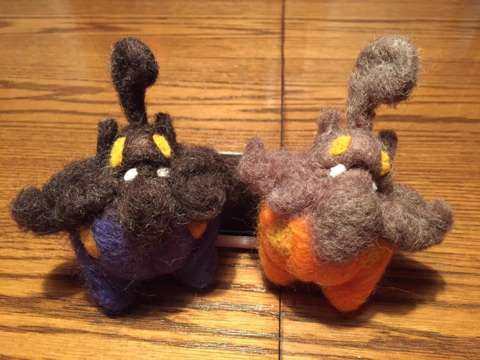 2 Pumpkaboos