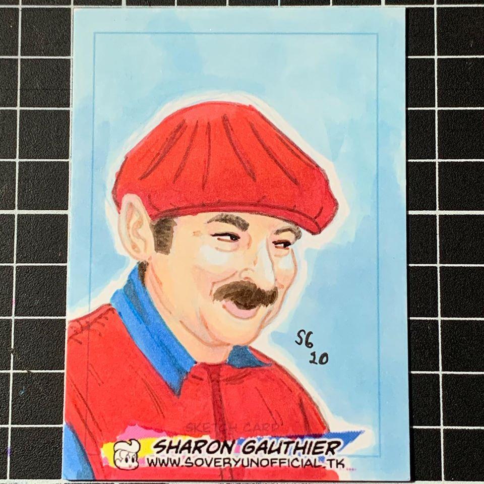 Bob Hoskins Mario