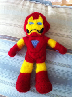 Ironman doll