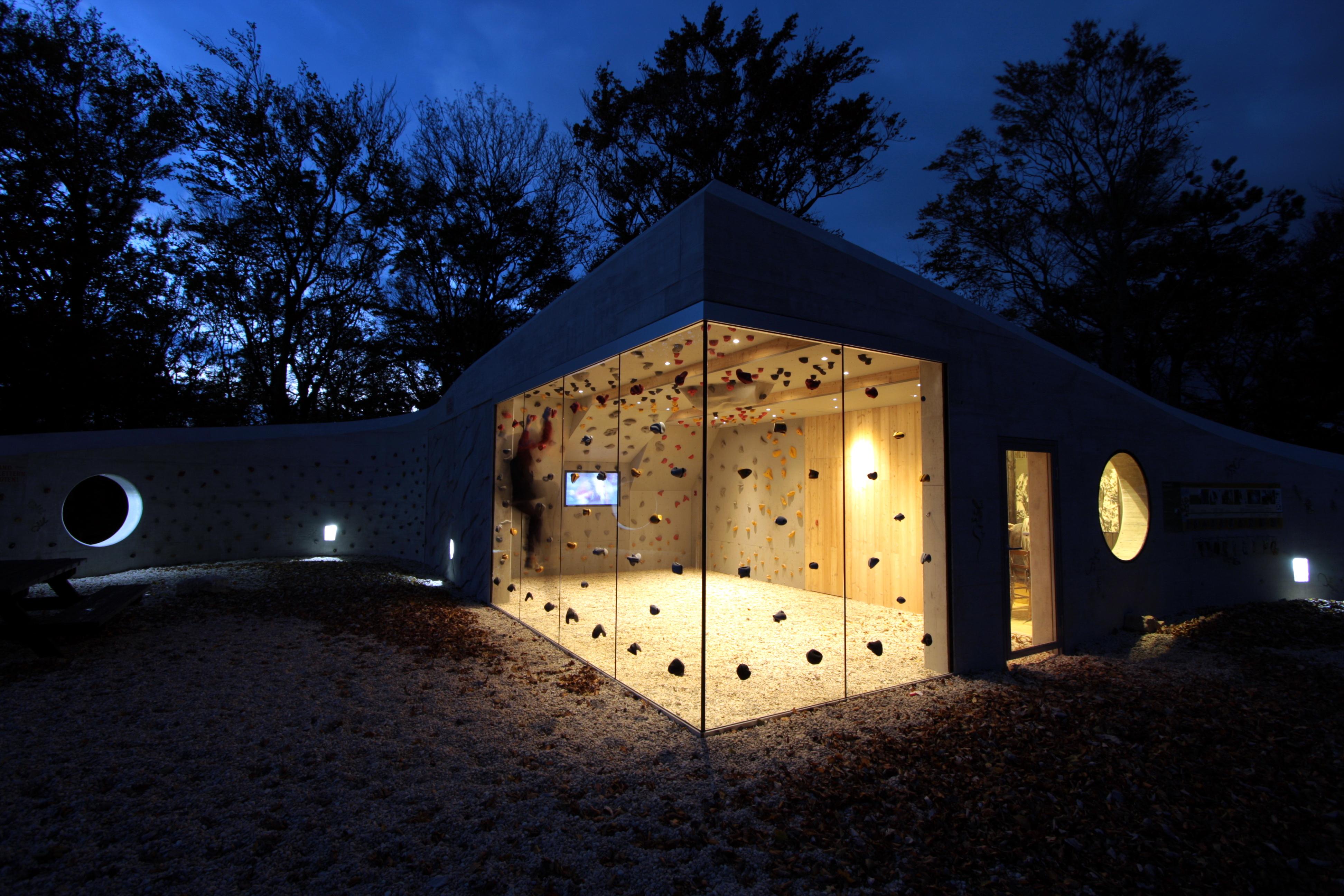 ÖGV Kletterpavillon