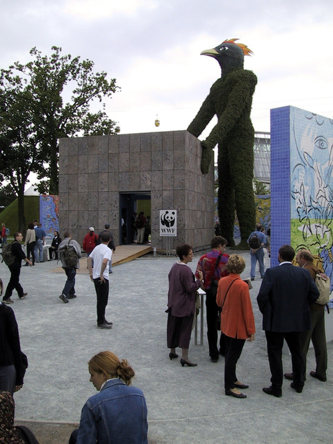 WWF Pavillon
