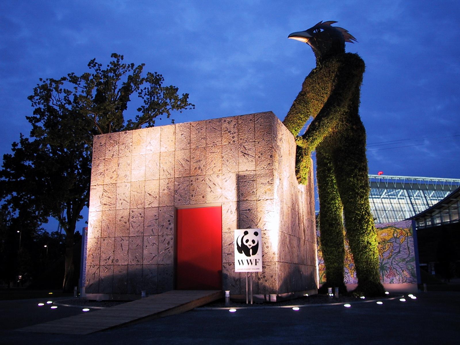 WWF Pavillon EXPO