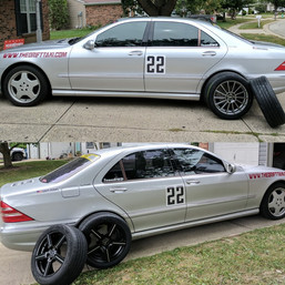 S600 Tires Mounted! We're Ready to DRIFT!