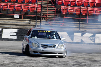 Davd Adams - Mecedes-Benz S600 - Drift Tax