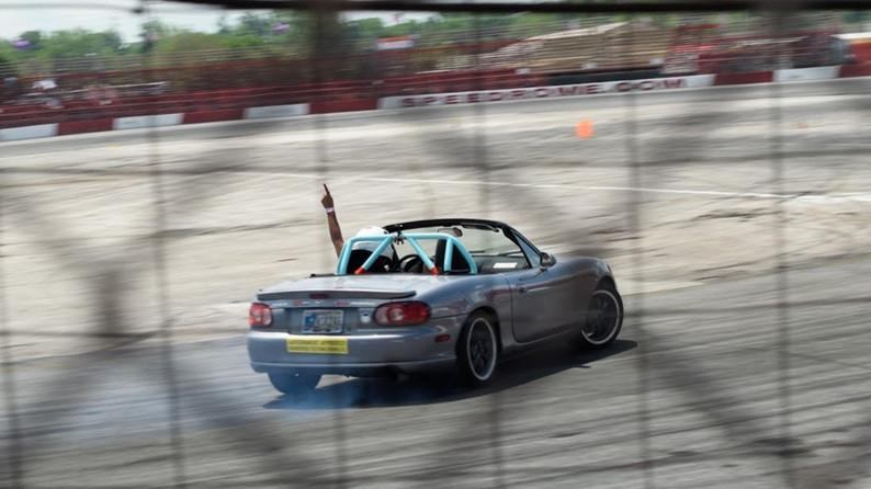 David Drifting 2004 Mazdaspeed Miata