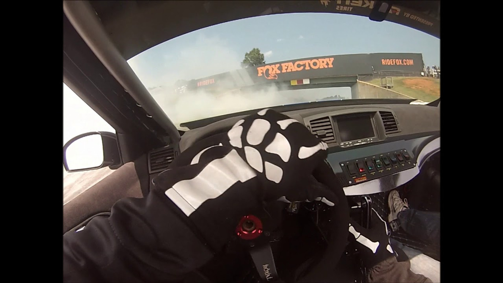 Drift Taxi - Barry Clapp - Infinity M67 - Gridlife