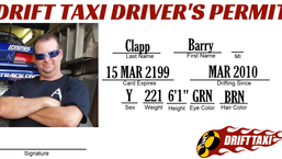 Another Drift Taxi Driver?! WHAT?! YES!