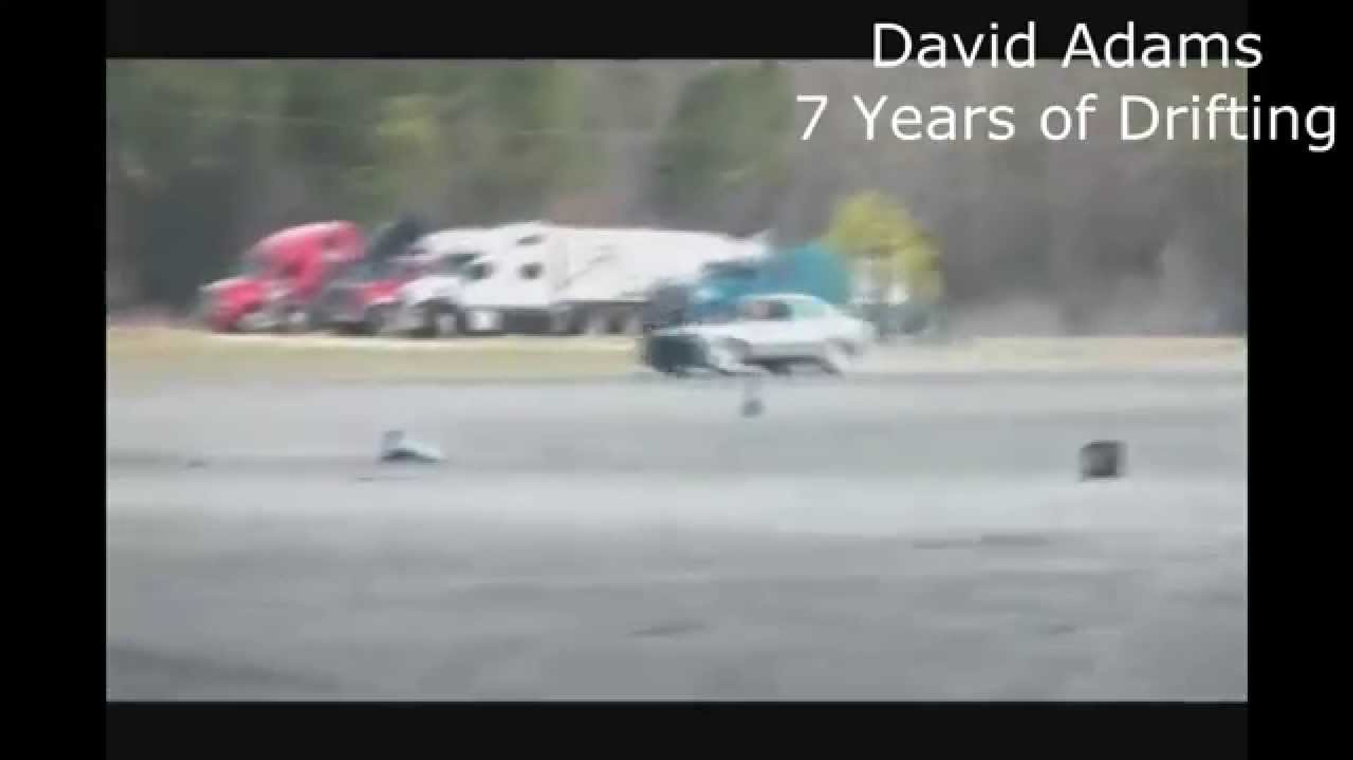 David - Compilation - 7 yrs of Drifting