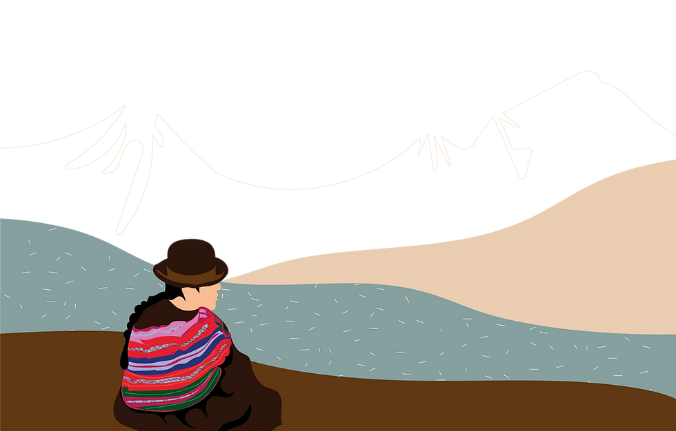 Cholita with outlined mountains@4x.png