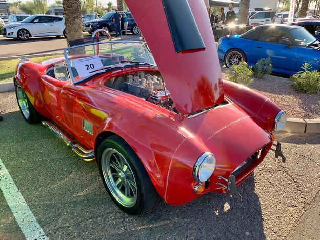 Mark 4 Roadster