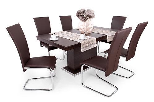 Flóra Asztal + Pablo Szék