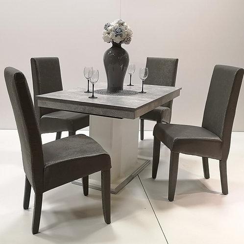 Flóra Asztal + Berta Exclusive Szék