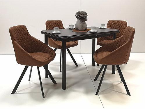 Pianó Asztal + Domino Szék