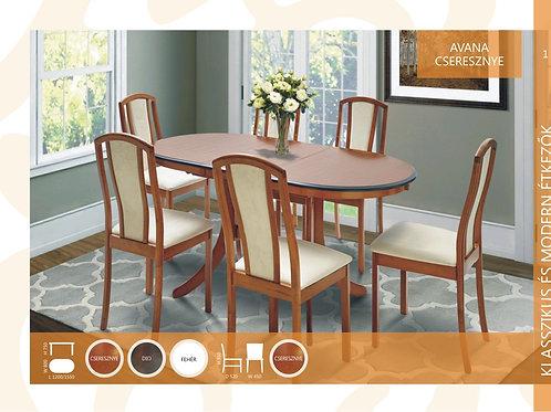 Avana Asztal + Avana1 Szék