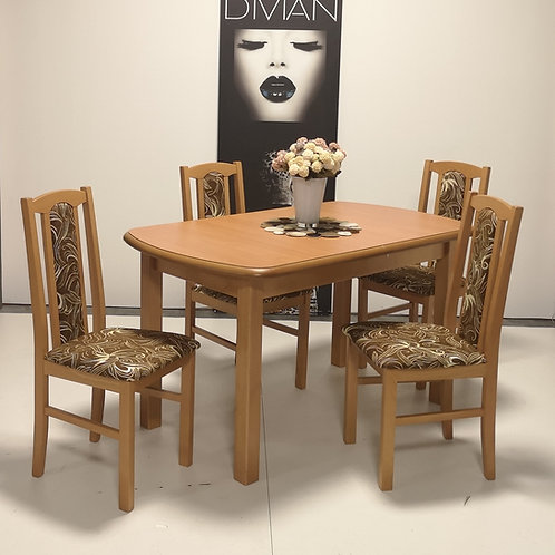 Dante Asztal + Sophia Szék