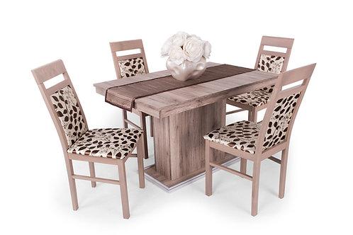 Flóra Asztal + Léna Szék