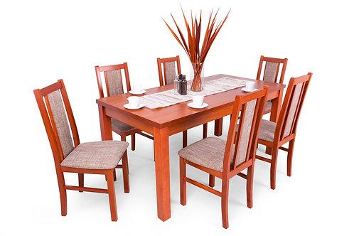 Berta Asztal + Félix Szék