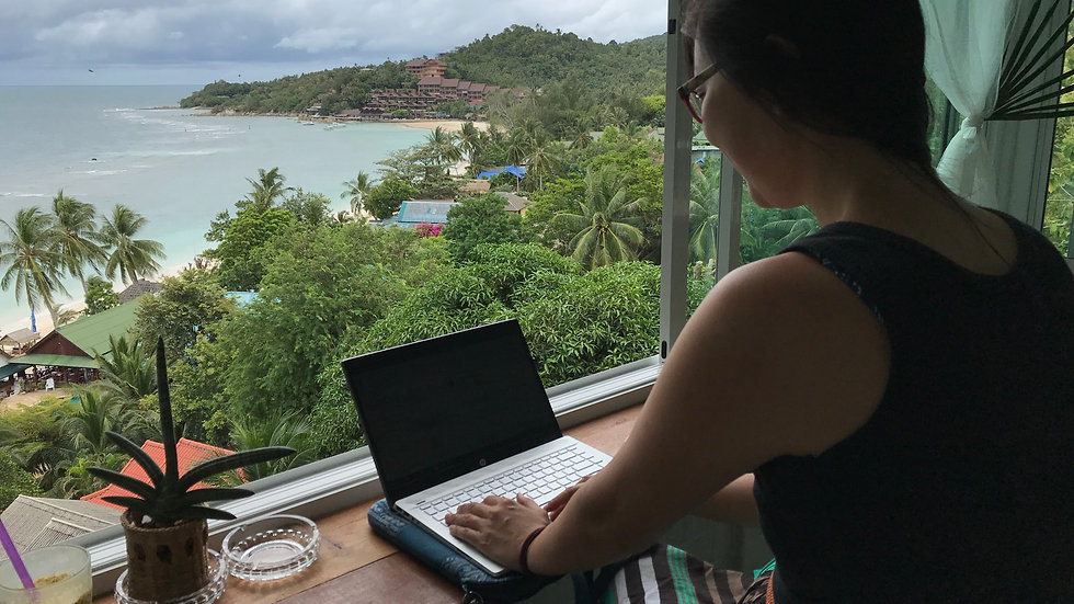 5 Remote Career Mentoring Sessions with Becky Wong