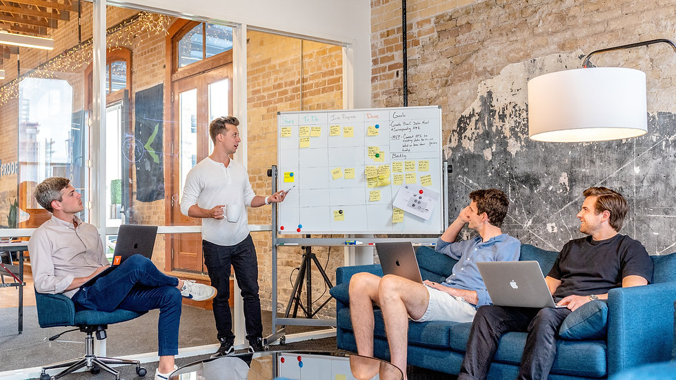 Improving Ways of Working Through Company Culture